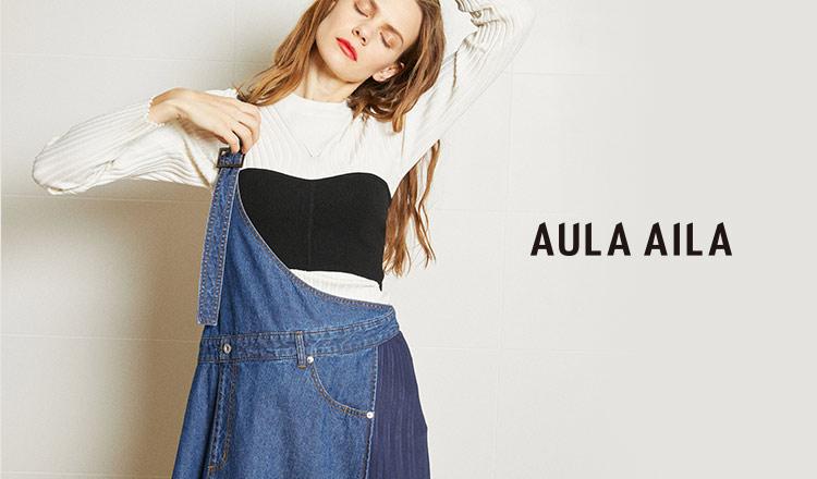 AULA/AULA AILA -ALL OVER 70%OFF-