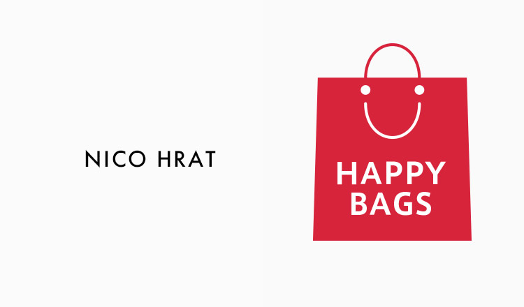 HAPPY BAG : nico hrat & more