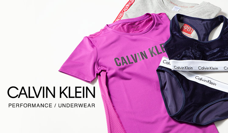 CALVIN KLEIN PERFORMANCE/UNDERWEAR
