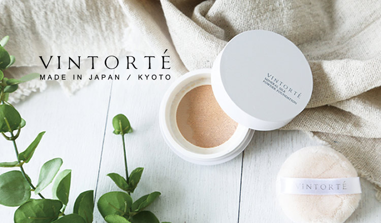 VINTORTE-京都生まれのナチュラルコスメ-