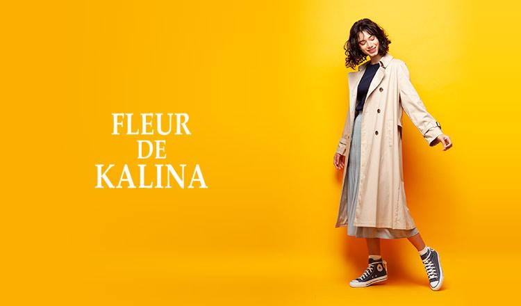 FLEUR DE KALINA -MAX72%OFF-