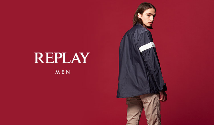 REPLAY MEN