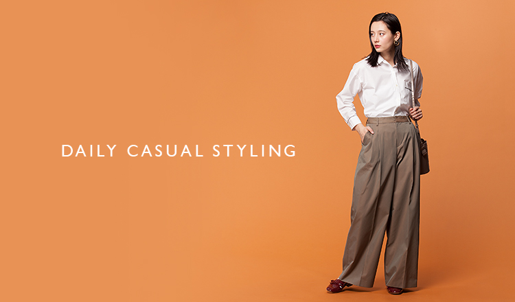 Daily Casual Styling