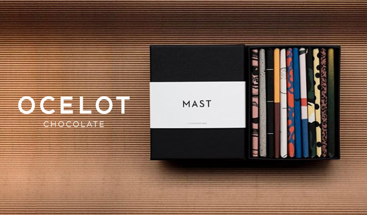 MAST BROTHERS/OCELOT CHOCOLATE