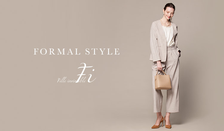 FORMAL STYLE by Fille invincible