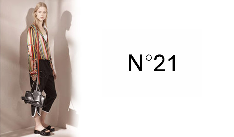N°21(ヌメロ ヴェントゥーノ)