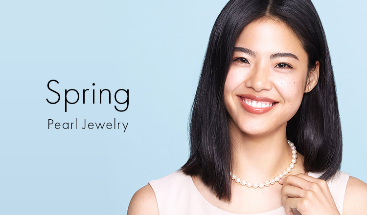 Spring Pearl Jewelry