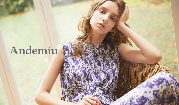 ANDEMIU -SPRING COLLECTION-
