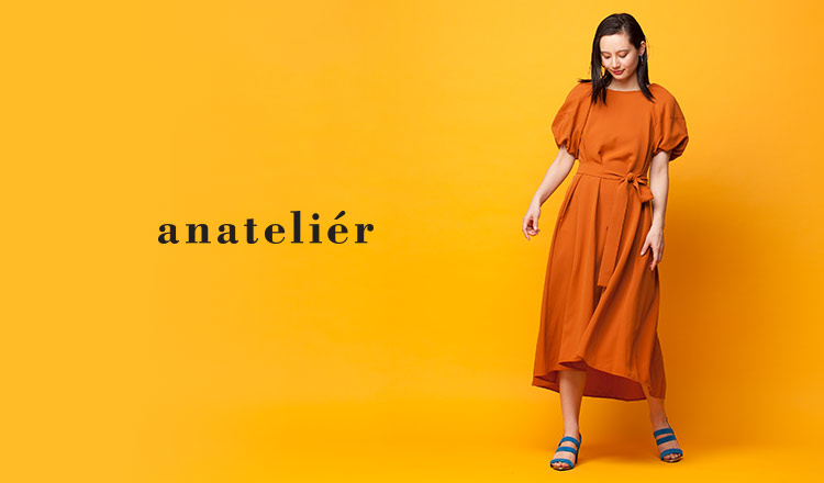 ANATELIER -MAX75%OFF-
