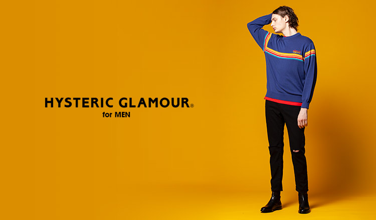 HYSTERIC GLAMOUR MEN