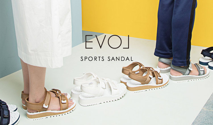 EVOL -SPORTS SANDAL COLLECTION-