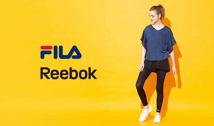 FILA/REEBOK SPORTS WEAR WOMEN