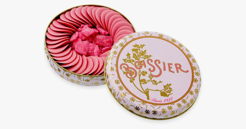 BOISSIER-1827年創業のパリの老舗菓子店-