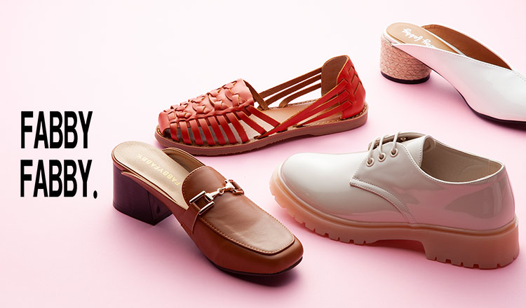 FABBY FABBY -SPRING SHOES COLLECTION-