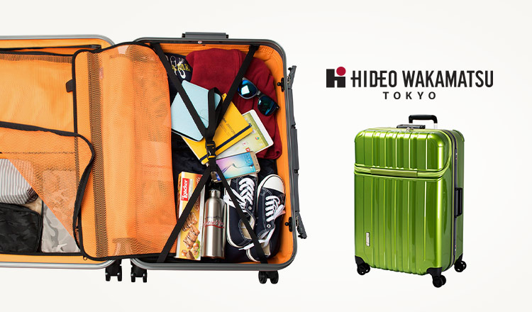 ×HIDEO WAKAMATSU & TRAVELIST