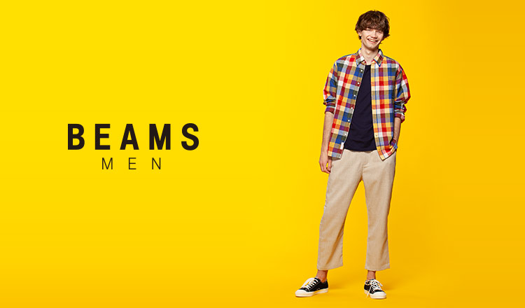 MAX 80%OFF : Supporting by BEAMS MEN