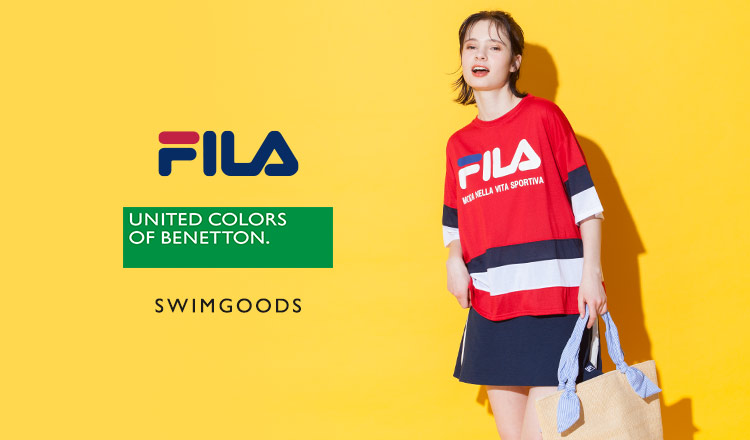 FILA/BENETTON SWIMGOODS WOMEN
