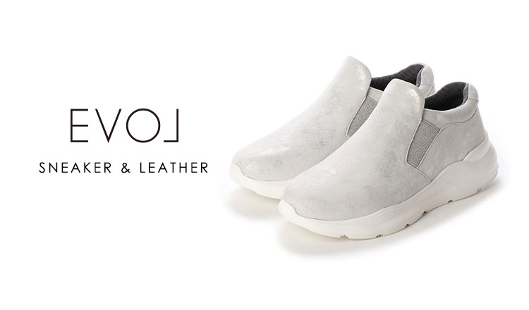 EVOL -SNEAKER & LEATHER COLLECTION-