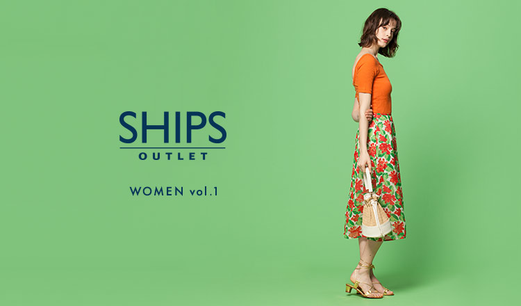 SHIPS OUTLET WOMEN -vol.1-
