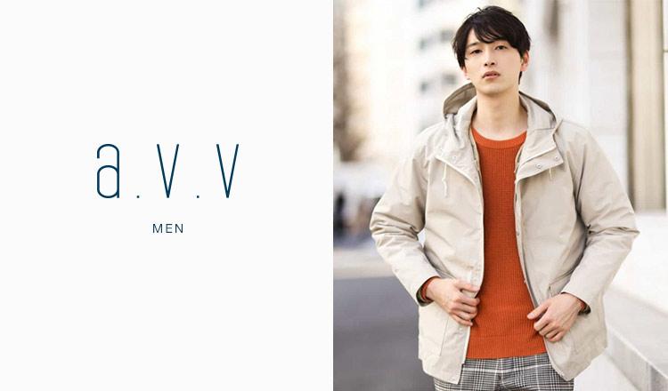A.V.V MEN(アーヴェヴェ)