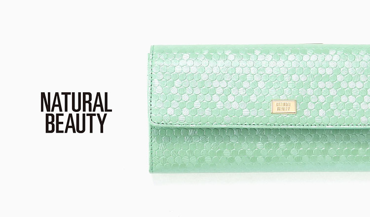 NATURAL BEAUTY -BAG&WALLET-