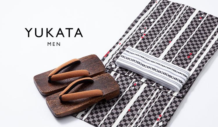 YUKATA SELECTION MEN