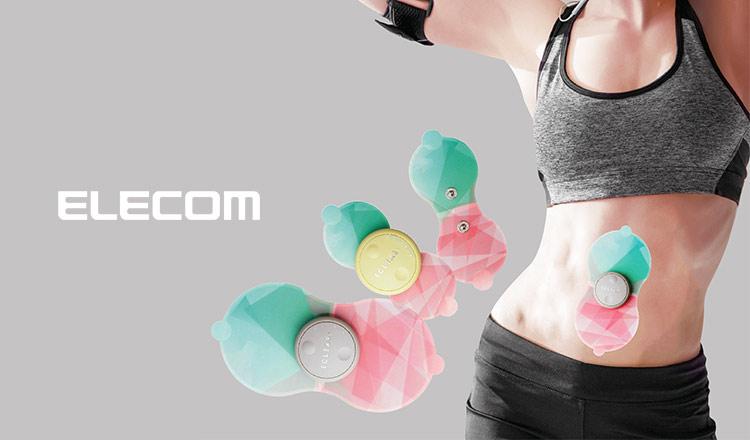 ELECOM -Work out & Relax-