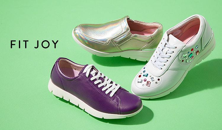 FIT JOY -圧倒的な軽さと柔軟性を両立した靴-