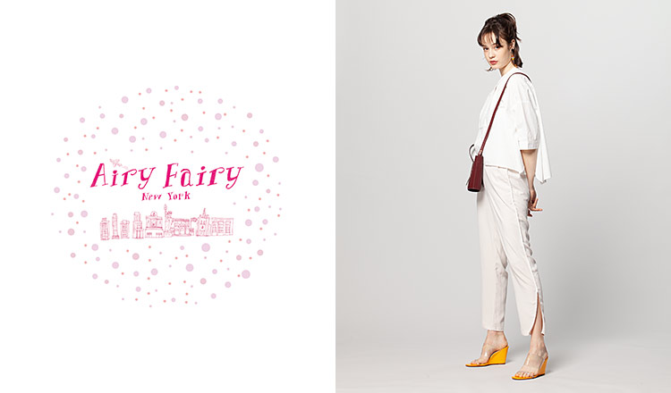 AIRY FAIRY NEW YORK -MAX87%OFF-