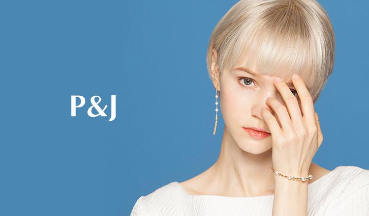 P&J-PEARL JEWELRY-