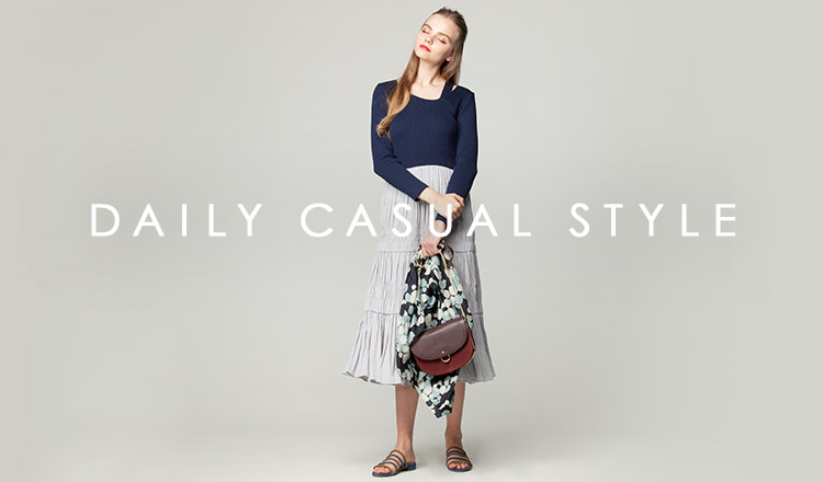 DAILY CASUAL STYLE