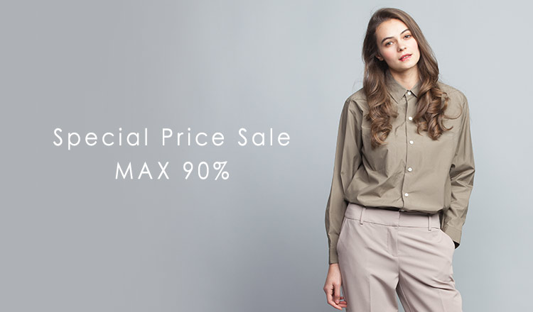 Special price sale MAX90%
