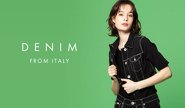 DENIM FROM ITALY