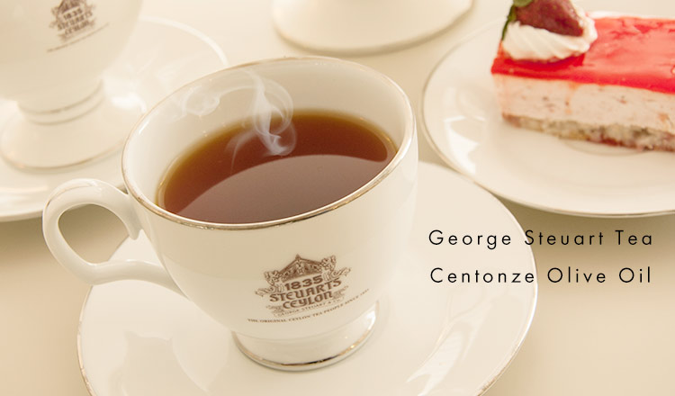 George Steuart Tea / Centonze Olive Oil