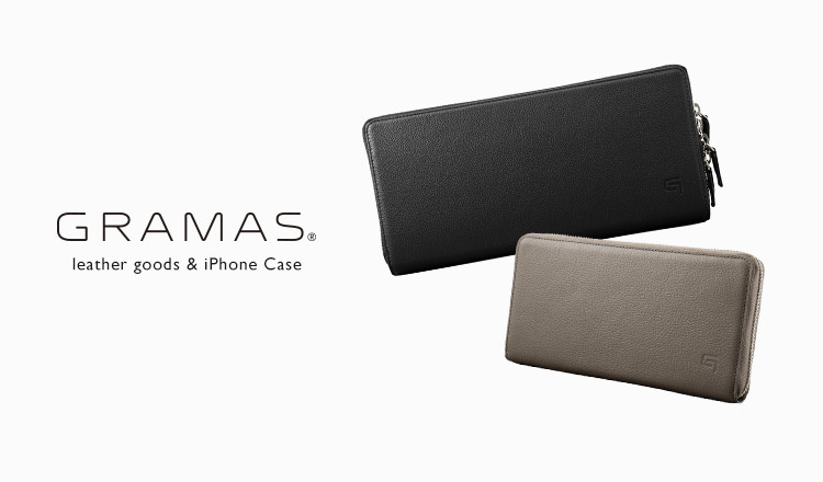 GRAMAS: Leather goods & iPhone Case