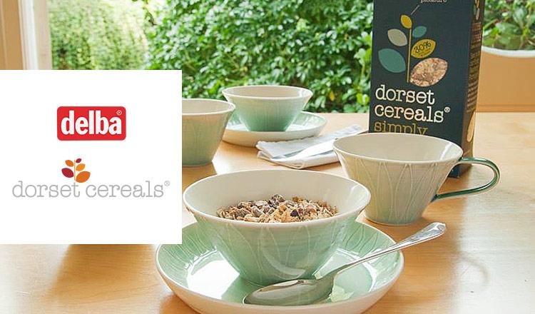 お得にまとめ買い 朝食に食べたいミューズリー-DELBA/DORSET-