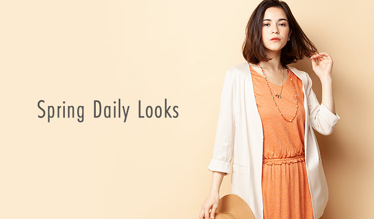 Spring Daily Looks