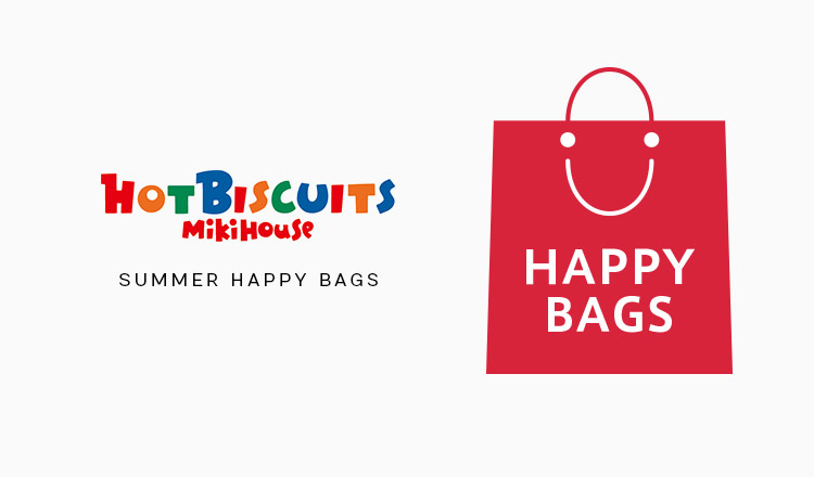 HOT BISCUITS MIKI HOUSE:SUMMER HAPPY BAG