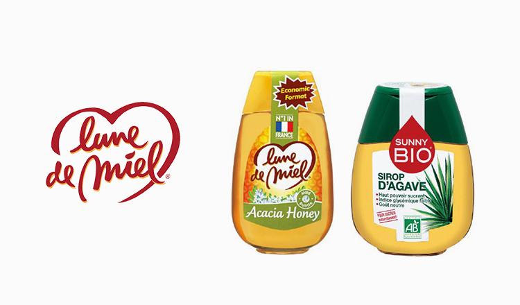 Lune de Miel -フランスシェアNO1の蜂蜜ブランド-
