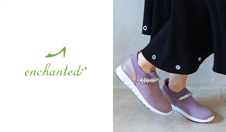 ENCHANTED  -ALL 70%OFF OVER-