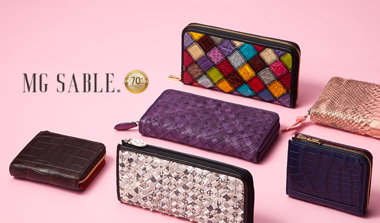 MG SABLE -WALLET COLLECTION-