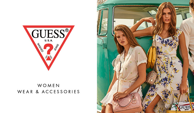 GUESS WOMEN -wear & accessory-