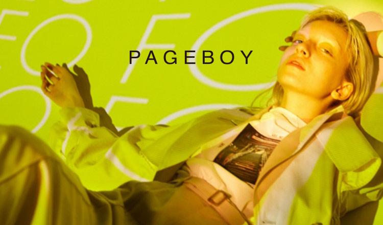 PAGEBOY(ページボーイ)
