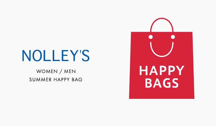 NOLLEY'S WOMEN & MEN -SUMMER HAPPY BAG-