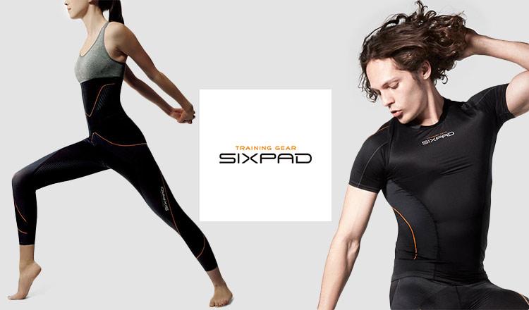 SIXPAD Training Suit series -運動不足の身体に。着けて過ごすトレーニング
