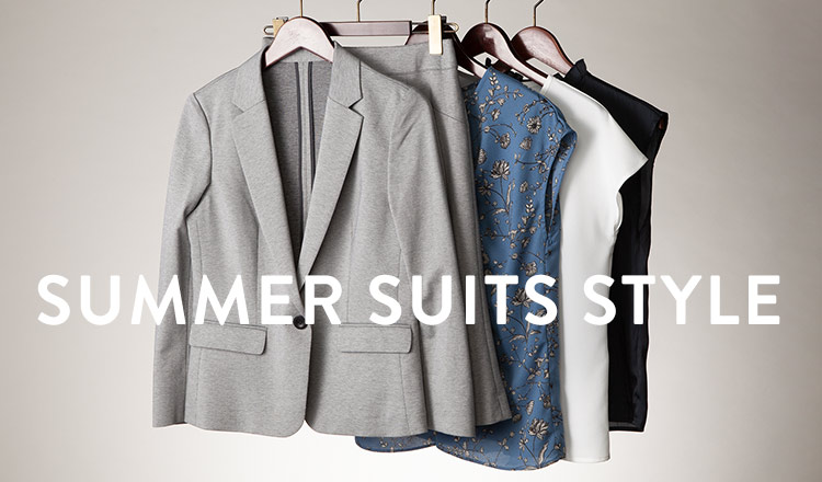 SUMMER SUITS STYLE