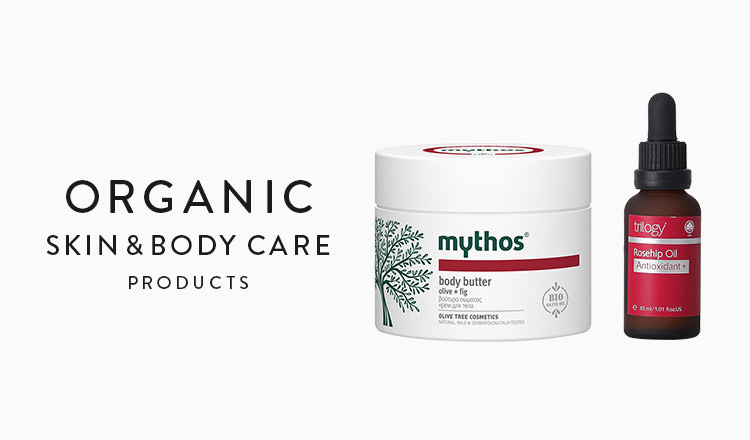 ORGANIC SKIN&BODY CARE  PRODUCTS