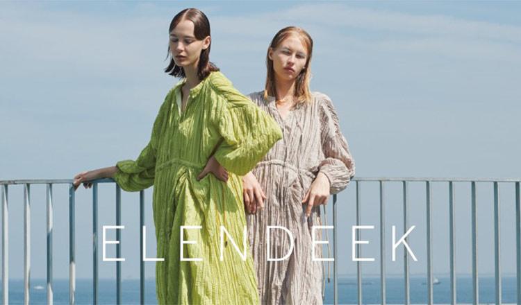 ELENDEEK -ONE PIECE SELECTION-