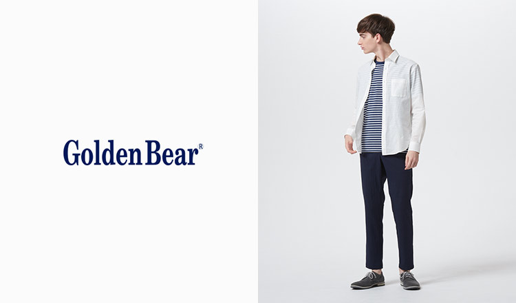 GOLDEN BEAR WHITE LABEL -MEN-