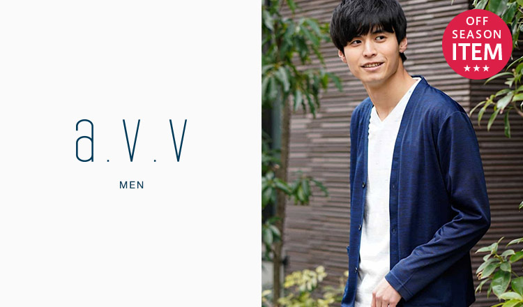 a.v.v Men -OFF SEASON ITEM-
